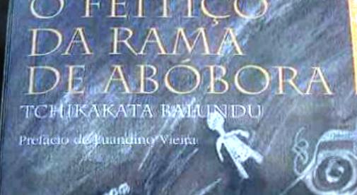 """Lançamento do livro  """"O Feitiço da Rama de Abóbora"""""""