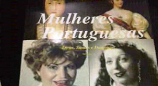 """Lançamento do livro """"Mulheres Portuguesas"""""""