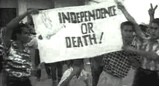 História da ocupação de Timor