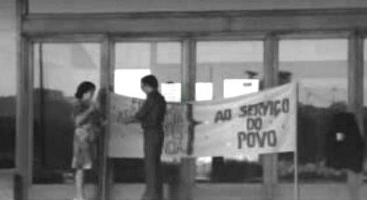 Greve na Fundação Gulbenkian e Brecht em Portugal