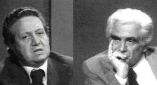Debate Mário Soares/Álvaro Cunhal – Parte I