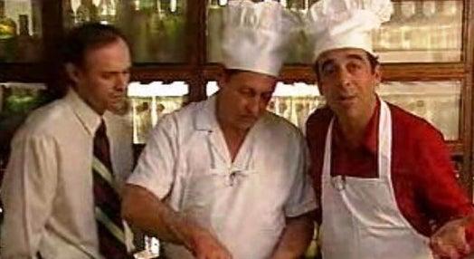 """Restaurante """"Salpoente"""""""