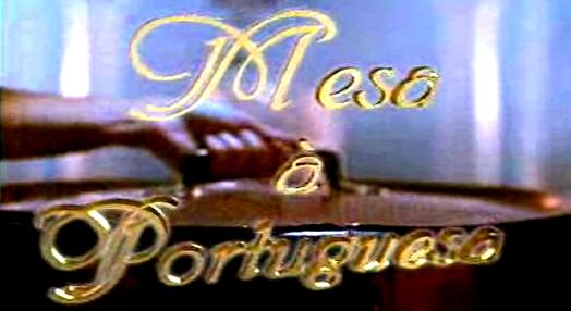Mesa à Portuguesa