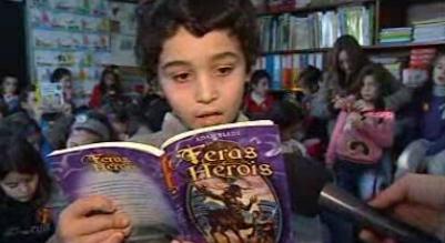 Biblioteca da Escola EB1 de Barouço