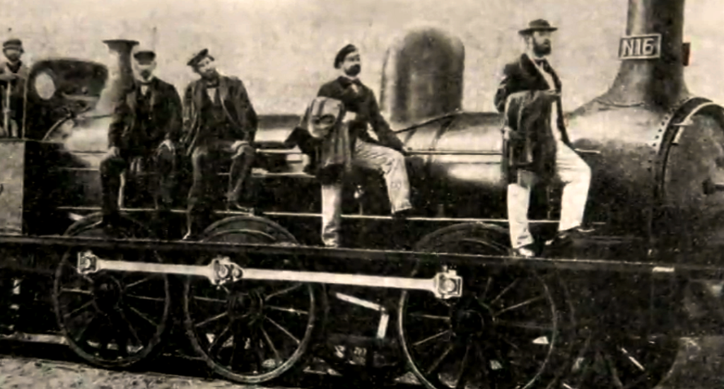 Histórias de Comboios