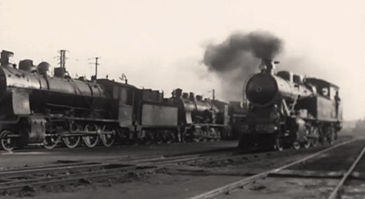 Velhas Locomotivas