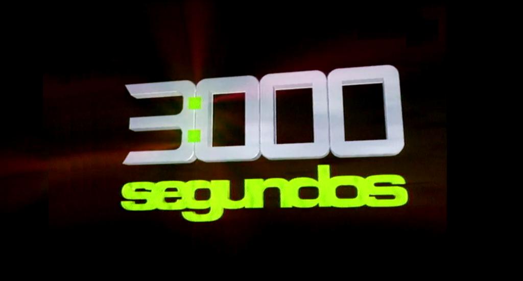 3000 Segundos