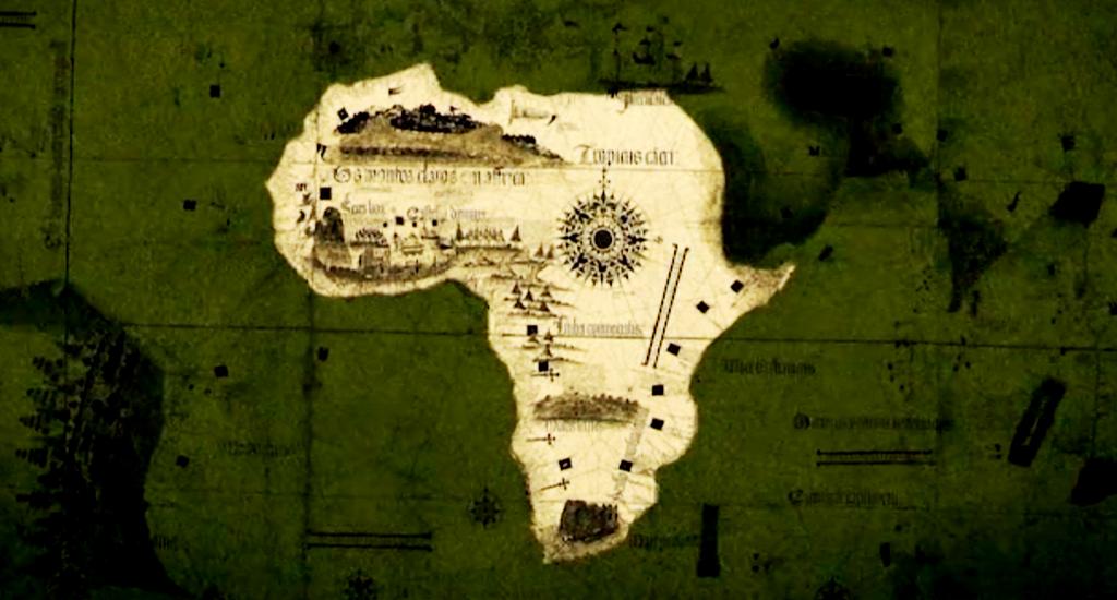 História a História – África