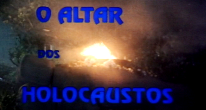 O Altar dos Holocaustos