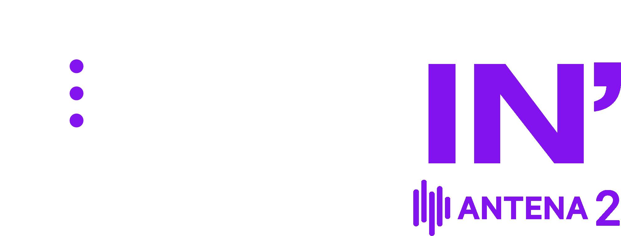 Logotipo Antena2 Jazzin