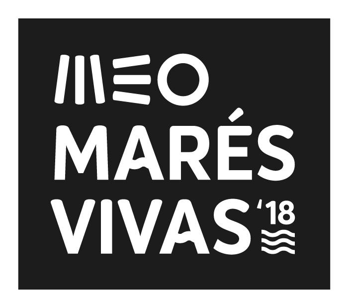Logotipo Meo Marés Vivas