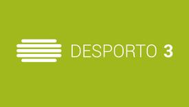 Emissão em direto RTP Desporto 3