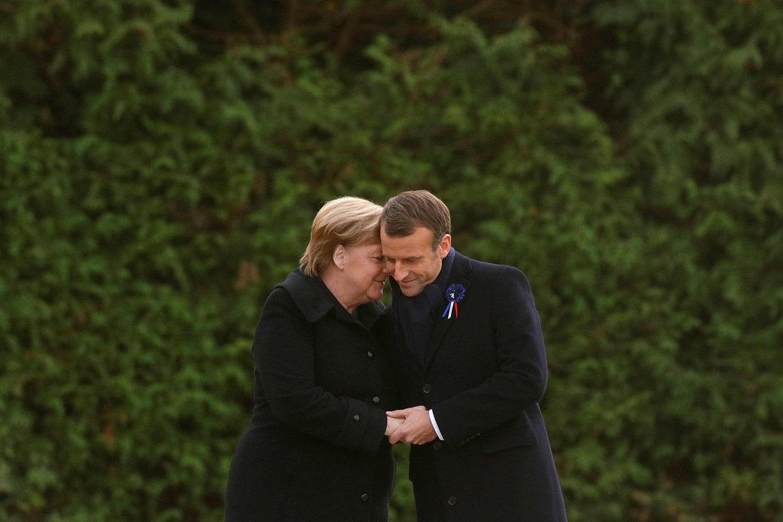 Centenário do Armistício /Philippe Wojazer - Reuters