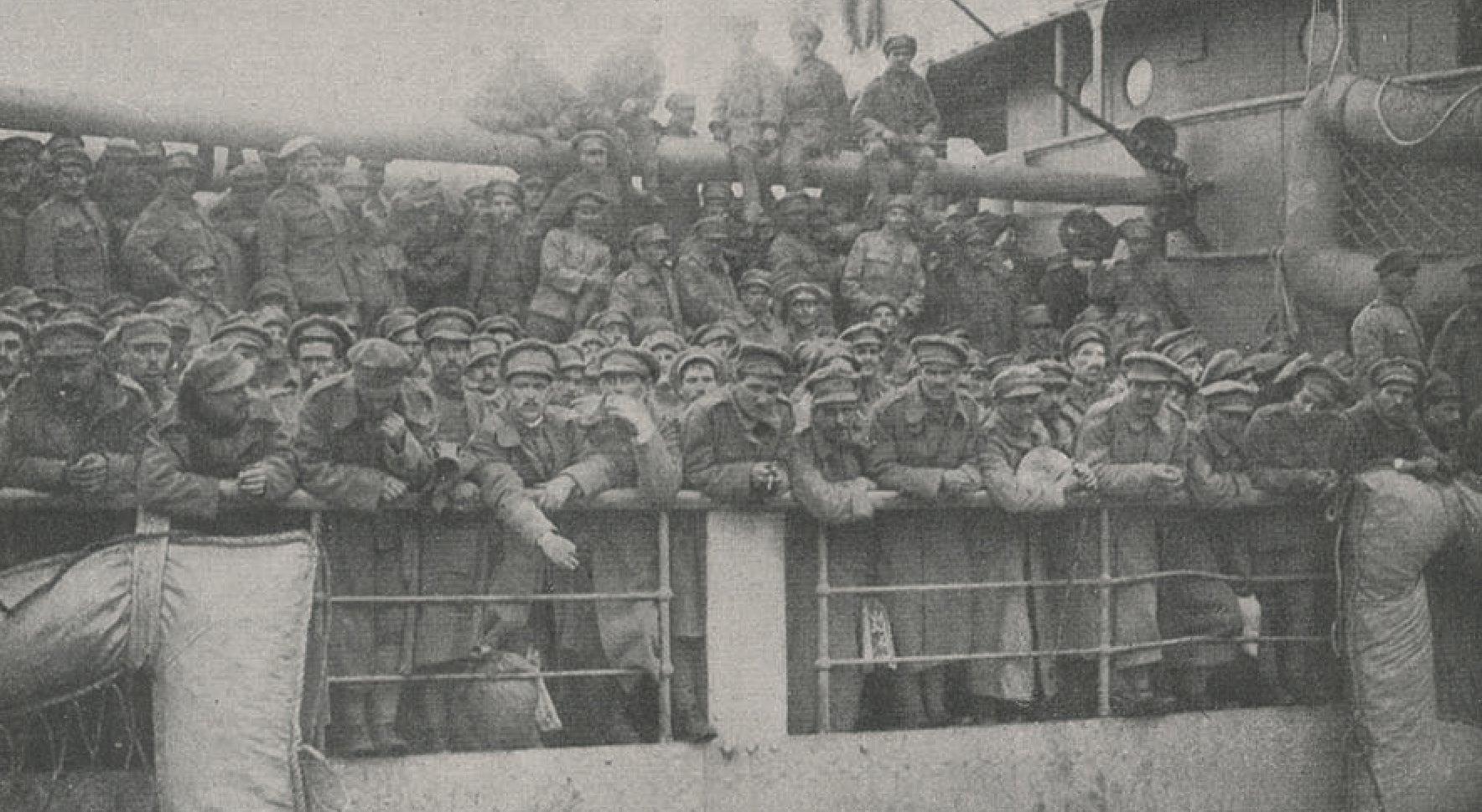Illustração Portuguesa 1918