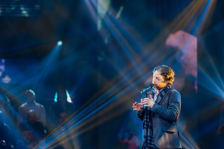 Intérprete: Rui David | Letra e música: Jorge Palma / Foto: Pedro A. Pina - RTP