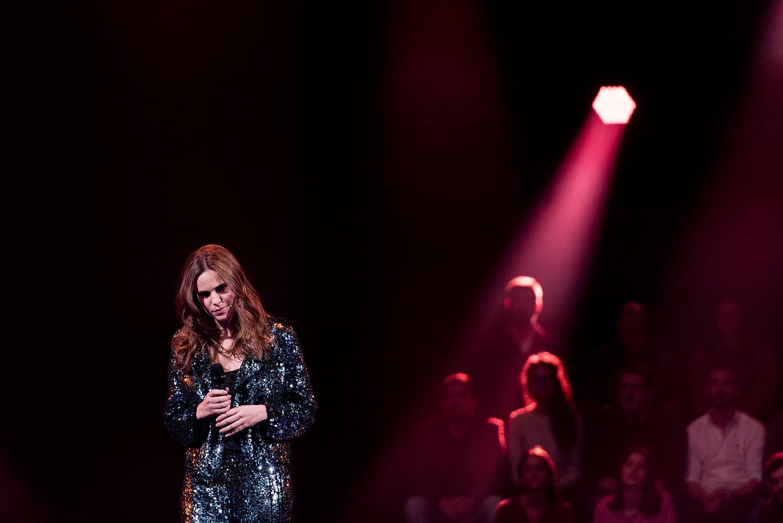Intérprete: Joana Espadinha | Letra e Música: Benjamim / Foto: Pedro A. Pina - RTP