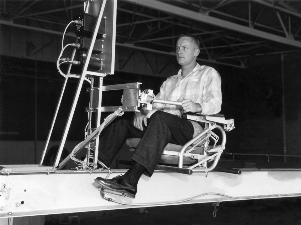 Neil Armstrong - 1969