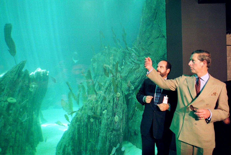 A Expo recebeu a visita do príncipe de Gales /Foto: ES/WS via Reuters