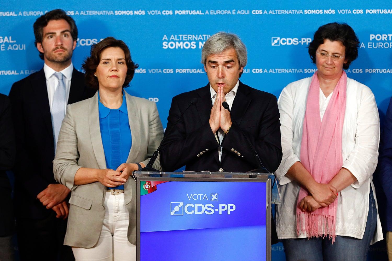 António Pedro Santos - EPA/Lusa