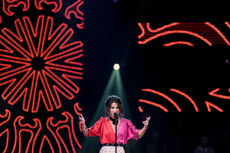 Intérprete: Rita Dias | Letra: Rita Dias | Música: Rita Dias e Filipe Almeida / Foto: Pedro A. Pina - RTP