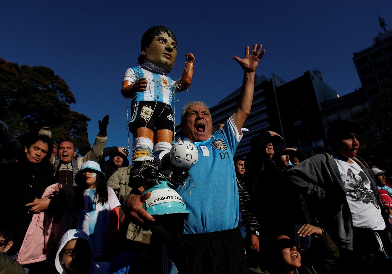 Foto: Martin Acosta - Reuters