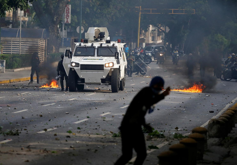 Foto: Carlos Garcia Rawlins - Reuters