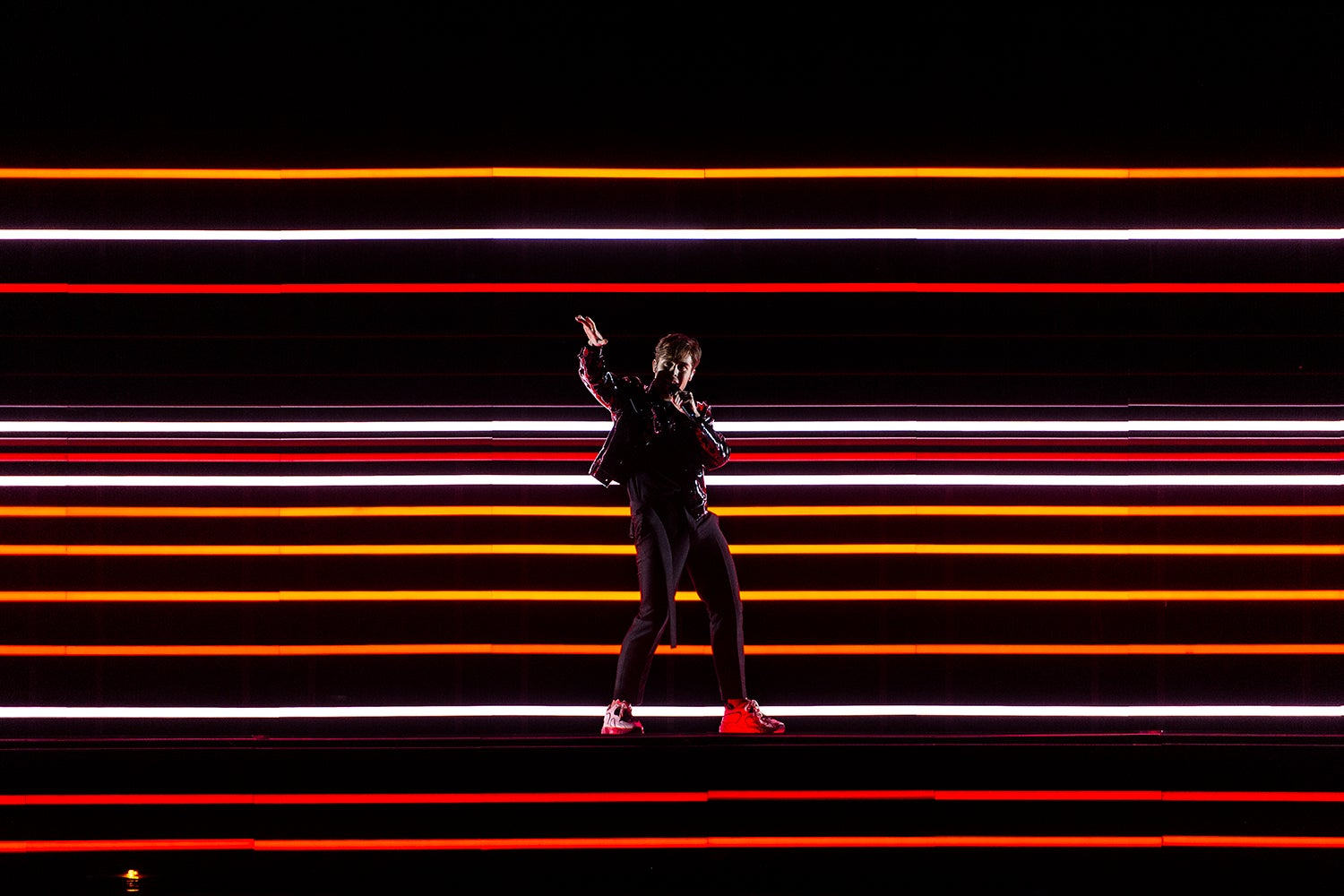 Dance You Off (Benjamin Ingrosso) /Foto: Pedro A. Pina - RTP