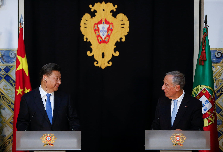 Pedro Nunes - Reuters