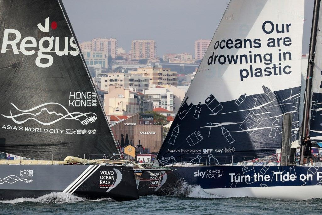 Créditos: Jesus Renedo - Volvo Ocean Race - DR