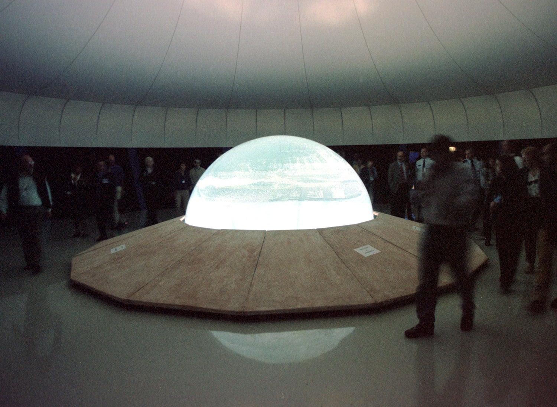 Pavilhão do Futuro /Foto: José Manuel Ribeiro -  Reuters