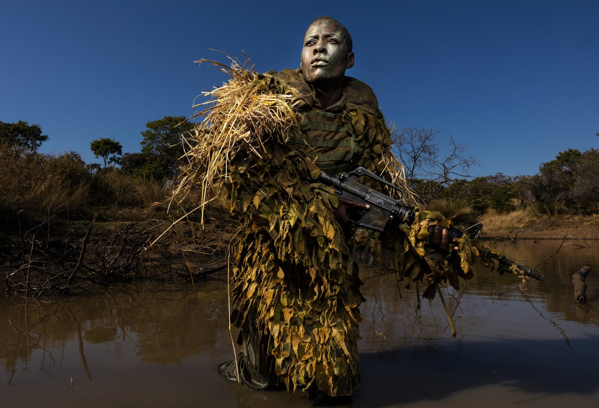 Categoria Ambiente: Brent Stirton - Getty Images