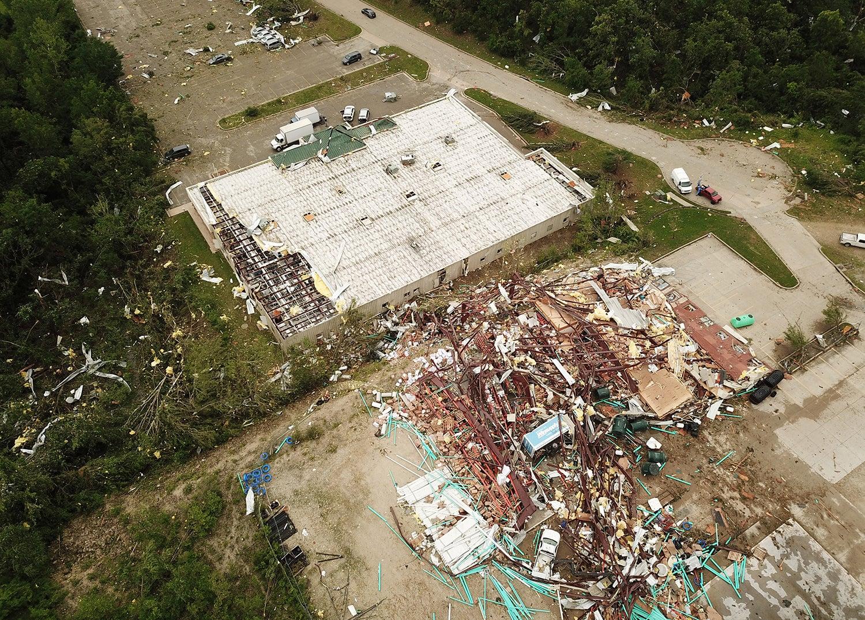 Drone Base - Reuters