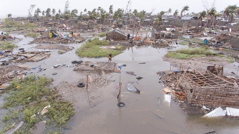 Denis Onyodi - IFRC via EPA