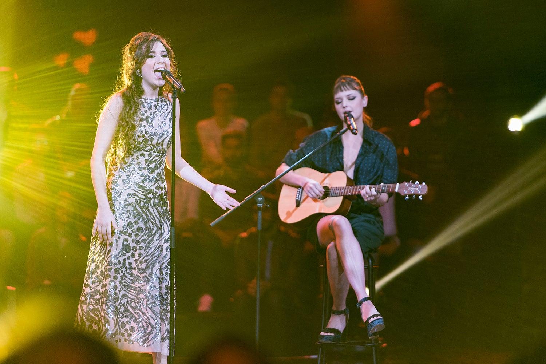 Intérprete: Beatriz Pessoa | Letra e música: Mallu Magalhães / Foto: Pedro A. Pina - RTP
