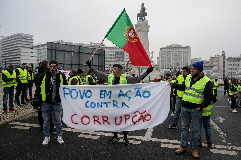 Tiago Petinga - Lusa