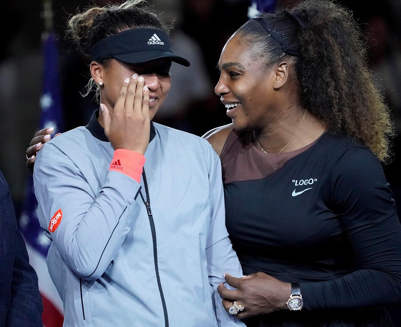 Naomi Osaka derrotou Serena Williams na final do US Open /USA Today Sports via Reuters