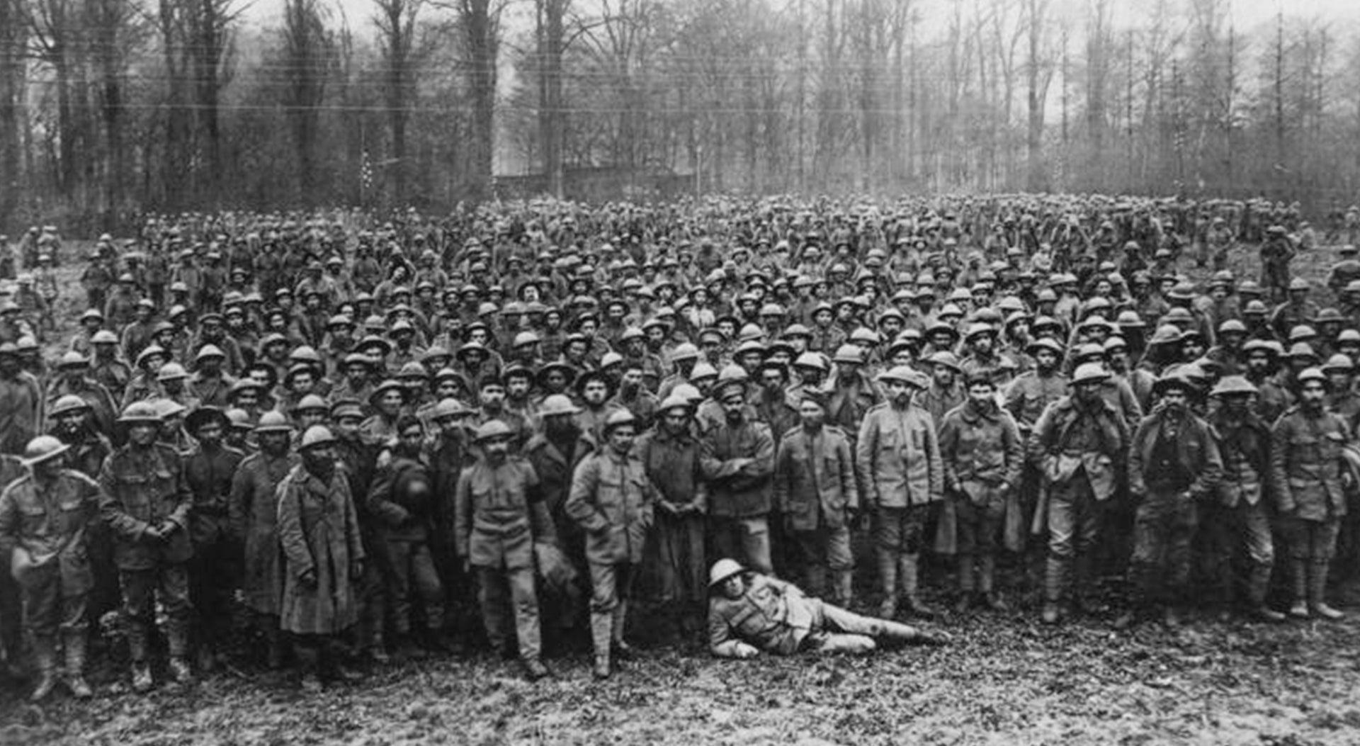 Arquivos Federais da Alemanha (Deutsches Bundesarchiv) 1918