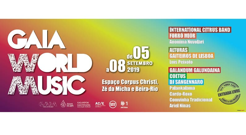 Gaia World Music