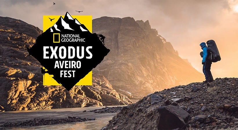 National Geographic Exodus Aveiro 2018