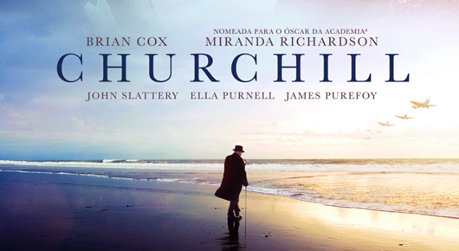 Churchill - Filme Antena 1!
