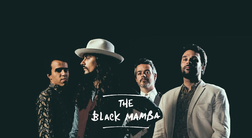 The Black Mamba - Digressão