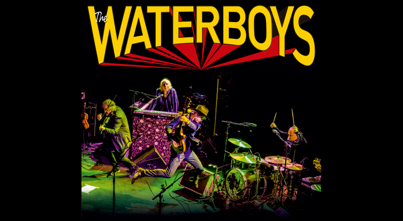 The Waterboys em Portugal