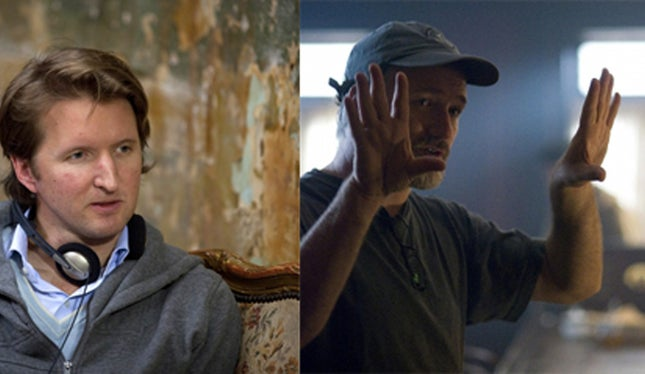 David Fincher vs. Tom Hooper: estilos diferentes