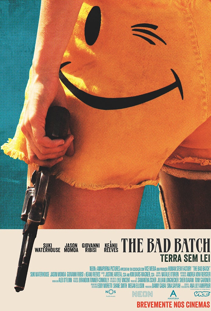 The Bad Batch - Terra Sem Lei