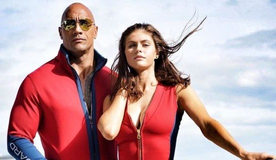 Baywatch - Marés Vivas lidera box office português