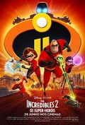 The Incredibles 2: Os Super-Heróis