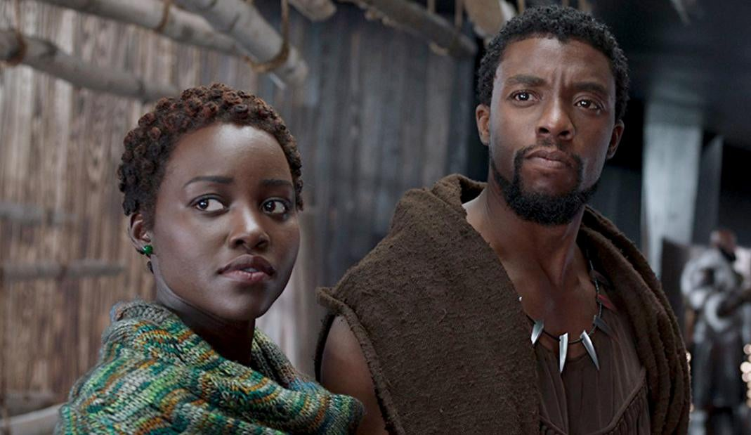 Black Panther é sucesso na China