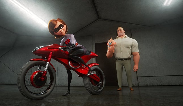 The Incredibles 2: Os Super-Heróis lidera o box office português