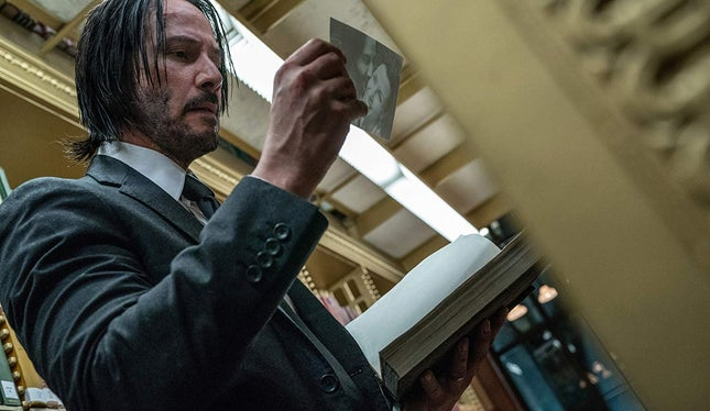 John Wick 3 na frente do box office mundial