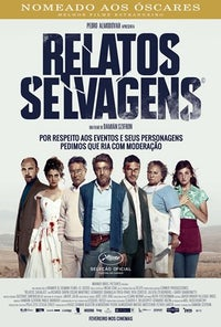 Antestreia: Relatos Selvagens